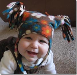 How To Make A Fleece Hat Infarrantly Creative